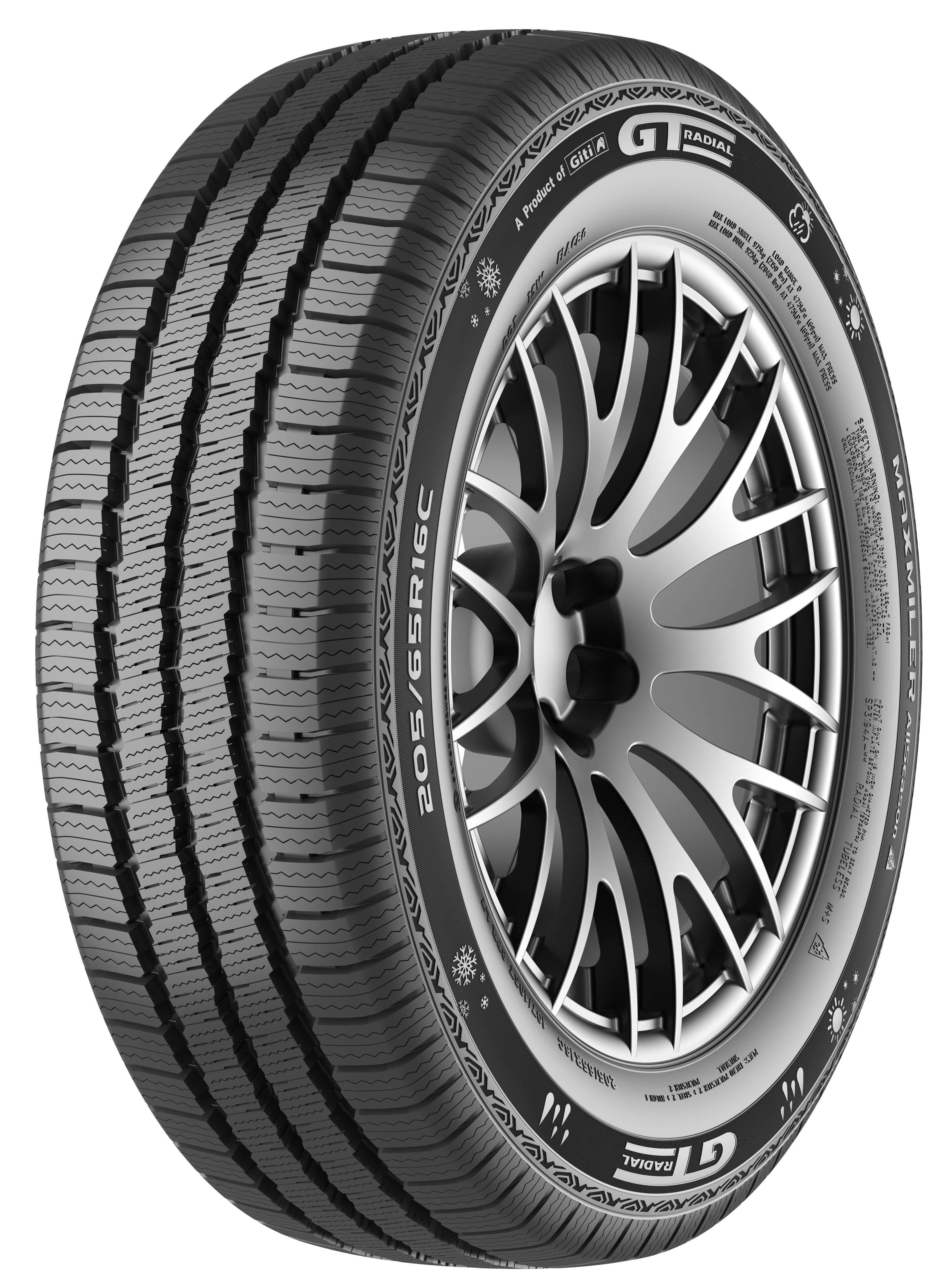 Maxmiler AllSeason tyre image