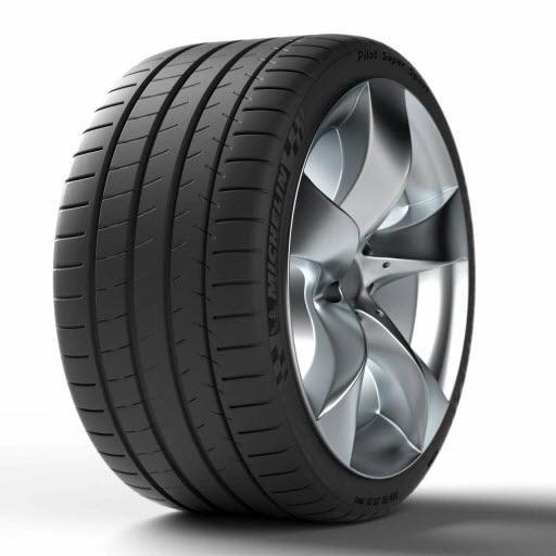 Pilot Super Sport tyre image