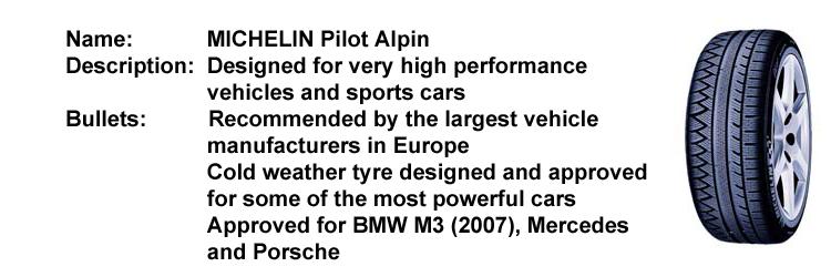 Pilot Alpin 5 SUV